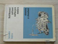 Indra - Vstřikovací zařízení naftových motorů - obsluha a zkoušení  (1969)