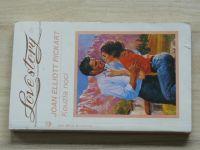 Love story 29 - Pickart - Kouzla noci (1993)