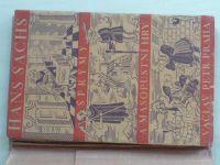 Sachs - Šprýmy a masopustní hry (1927)
