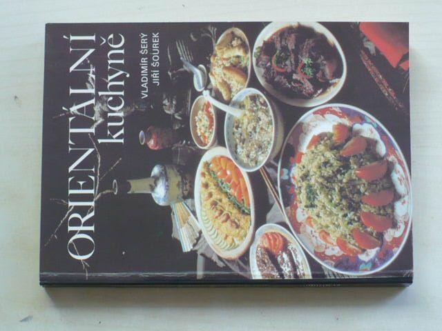 Šerý, Šourek - Orientální kuchyně (1989)