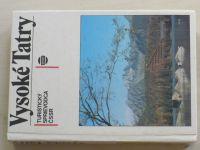 Turistický sprievodca ČSSR - Vysoké Tatry (1985) slovensky