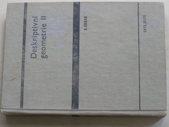Urban - Deskriptivní geometrie II. (1984)