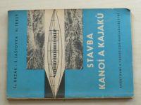 Brzák - Stavba kanoí a kajaků (1961)