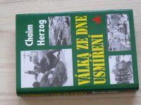 Chaim Herzog - Válka ze dne usmíření (2005) válka o svátku Jom Kippur, Izrael, 1973