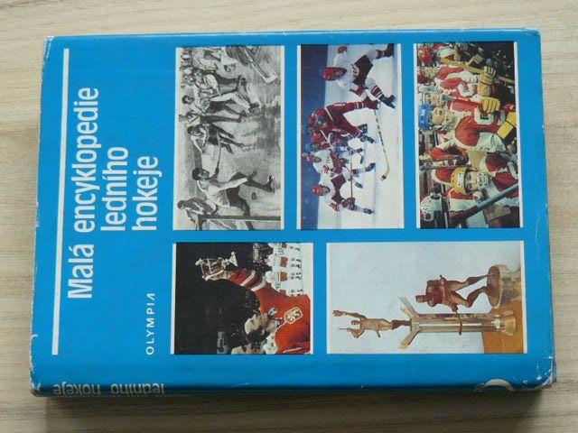 Gut, Pacina - Malá encyklopedie ledního hokeje (1986)