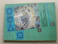 Integrované obvody, tranzistory, diody, tyristory, triaky, optoelektronické součástky (1983) TESLA