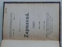 Lidová knihovna Dne - Pavlovický - Ošklivá Pepinka (1923), Alfonsa - Zapuzená (1923)