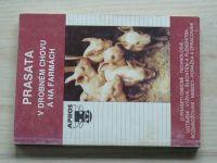 Prasata v drobném chovu a na farmách (APROS 1992) kol. autorů