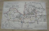 Prehĺadná mapa Vysokých Tatier (1980)