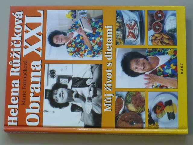 Růžičková - Obrana XXL - Můj život s dietami (2001)