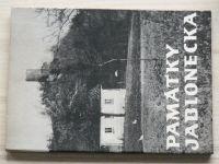 Scheybal, Beneš, Scheybalová - Památky Jablonecka (1969)