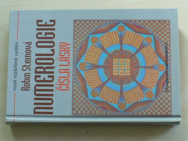 Steinová - Numerologie - Čísla lásky (1998)