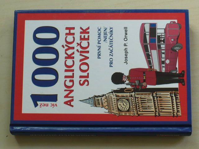 Víc než 1 000 anglických slovíček - První pomoc (nejen) pro začátečníky (2007)