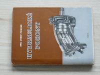 Ing. Prokeš - Hydraulické pohony (1957)