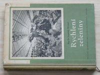 Ing. Wiesner - Rychlení zeleniny (1955)