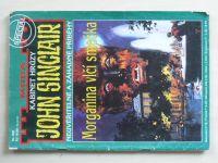 Kabinet hrůzy sv. 008 - John Sinclair - Morganina vlčí smečka (nedatováno)