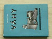 Karel Pecold - Váhy (SNTL 1956)