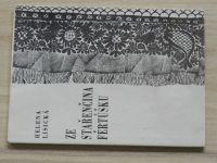 Lisická - Ze stařenčina fěrtůšku - Pověsti z Dolan a okolí (Olomouc)