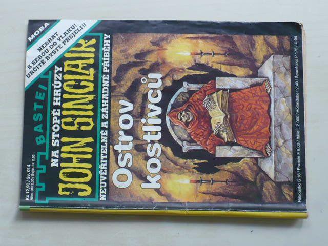 Na stopě hrůzy sv. 014 - John Sinclair - Ostrov kostlivců (nedatováno)