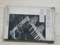 Oldřich Filipovský - Estetika hry klavírní (1944) podpis autora