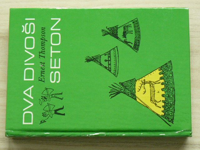 Seton - Dva divoši (Albatros 1990)
