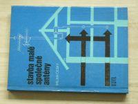 Český - Stavba malé společné antény (1978)