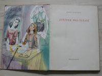Flieglová - Střípek pro štěstí (1947) il. Hniličková