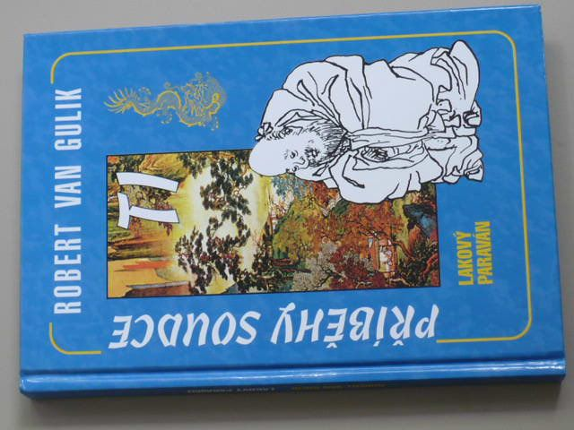 Gulik - Příběhy soudce Ti - Lakový paraván (2002)