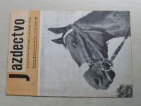 Jazdectvo 1-12 (1968) ročník XVI. (slovensky)
