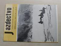 Jazdectvo 1-12 (1969) ročník XVII. (slovensky)