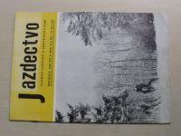 Jazdectvo 1-12 (1970) ročník XVIII. (chybí číslo 8, 11 čísel) slovensky