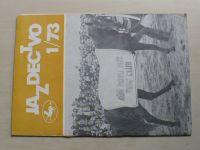 Jazdectvo 1-12 (1973) ročník XXI. (slovensky)