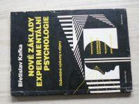 Kafka - Nové základy experimentální psychologie - Duševědné výzkumy a objevy (1991)
