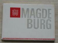 Magdeburg - 10 pohlednic (nedatováno)