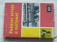 Poslt - Požární stroje a zařízení (1960)