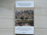 Příspěvky k charakteristice a poznání hlavního města a pohraniční pevností Olomouce od J. Eckbergera
