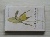 J. Nauman - Skalky a skalničky - Hrst pokynů pro pěstitele alpinek (1946)