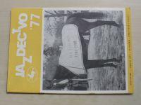 Jazdectvo 1-12 (1977) ročník XXV. (slovensky)