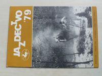 Jazdectvo 1-12 (1979) ročník XXVII. (slovensky)