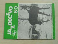 Jazdectvo 1-12 (1980) ročník XXVIII. (slovensky)
