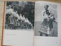 Chotek - Lidová kultura a kroje v Československu (1937)