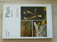 Fauna ČSFR - Baruš, Oliva - Plazi - Reptilia (1992)