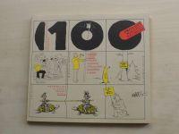 Slíva - 100 ilustrovaných přísloví - Přísloví nikoho neumoří (1987)