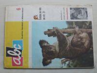 ABC 1-12 (1966-67) ročník XI. (chybí čísla 1-5, 11, 6 čísel)