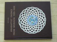 Pajer - Anabaptist Faience from Moravia 1593 - 1920 (2011) Katalog - fajáns, Morava
