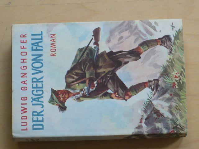 Ganghofer - Der Jäger von Fall (1963) německy