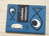 Říha, Roud - Rybářské minimum (SZN 1966)