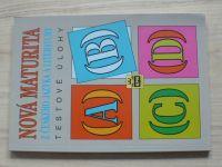 Nová maturita z českého jazyka a literatury - testové úlohy (2001)