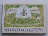 Stanovský - Proč má zajíc prasklý pysk (1968)
