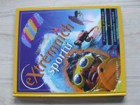 Tomlinson - Encyklopedie extrémních sportů - ilustrovaný průvodce k maximu adrenalinového vzrušení